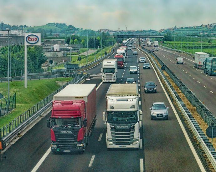 Części do samochodów ciężarowych DAF